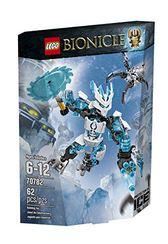 LEGO Bionicle 70782 Protector of Ice...