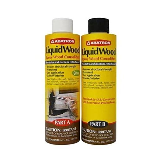 Epoxy Wood Repair Amazon Com