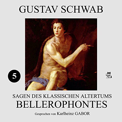 Bellerophontes audiobook cover art