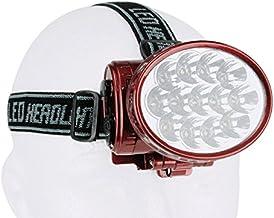 Lanterna De Cabeça Recarregavel 13 Led Muito Forte- Promoção