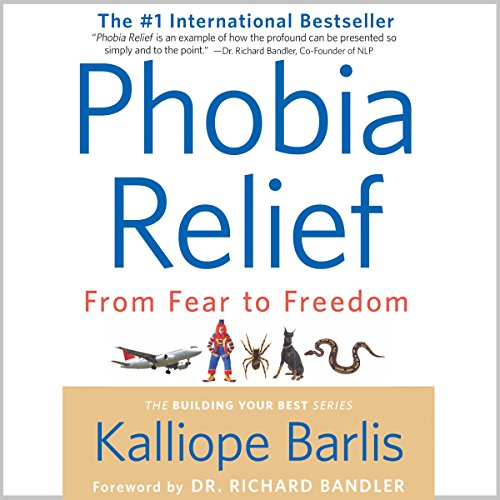 Phobia Relief audiobook cover art