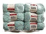 Couture Jazz Yarn, 6-Pack (Shy Blush)