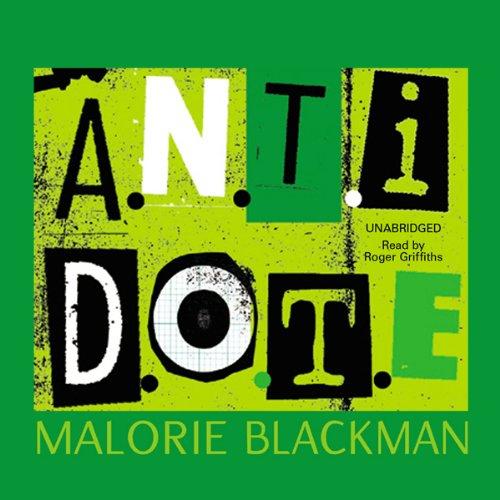 A.N.T.I.D.O.T.E. cover art