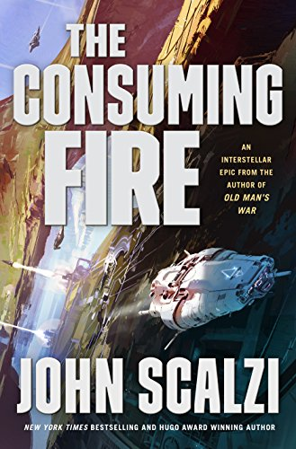 Image of The Consuming Fire (The Interdependency)