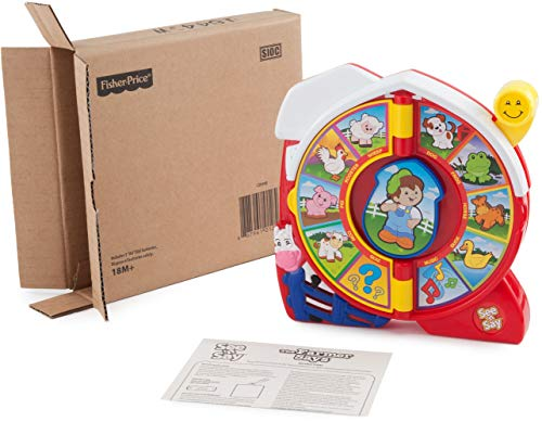 Fisher-Price See 'n Say The Farmer Says, toddler toy with learning content