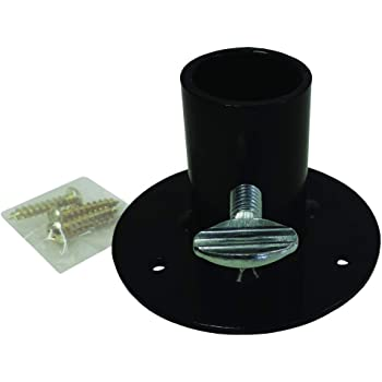 """Birds choice Mounting Flange For 1"""" Pole"""