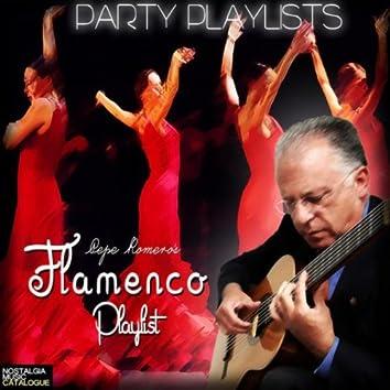 Party Playlists - Pepe Romero's Flamenco Playlist