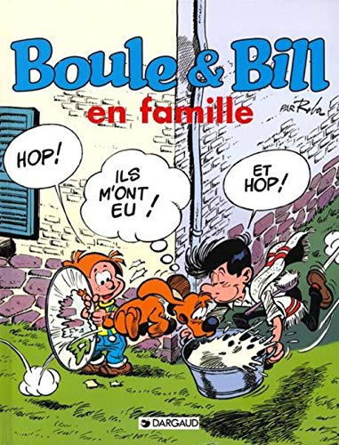 Boule & Bill, Tome Hors Collection : Boule et bill en famille