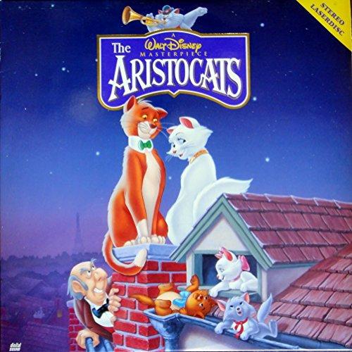 The Aristocats, Walt Disney, Laserdisc