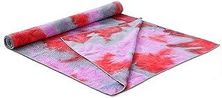 CXQ Printed Yoga Paving Yoga Towel Yoga Blanket Towel Mat Yoga Mat Towel Fitness Yoga Blanket Red Cloth