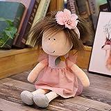 URFEDA Muñeca de Trapo Muñeca Suave de Peluche de Juguete, Hermosa muñeca de Trapo, muñecas de Trapo...