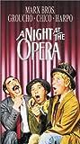 A Night at the Opera [VHS]