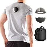 Magnetic Ball for Side Sleep - Calma Plus, Stop Snore Sleep Aid for Back Snorers, Anti Snoring Device for Sleep Apnea, Comfortably Attaches to Any Clothes and Keeps You in a Healthy Sleeping Position