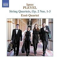 String Quartets Op 2 Nos 1-3