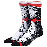Dr. Seuss Cat in the Hat 360 Character Crew Socks