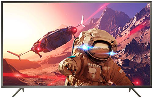 TCL U49P6046 TV (Ultra HD, HDR10, Triple Tuner, Android TV)