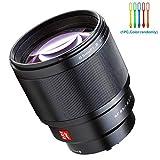 Best Lens For Sony A7s - VILTROX 85mm F1.8 STM AF Auto Lens Portrait Review
