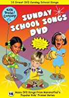 Kids Praise: Sunday School Songs [DVD]