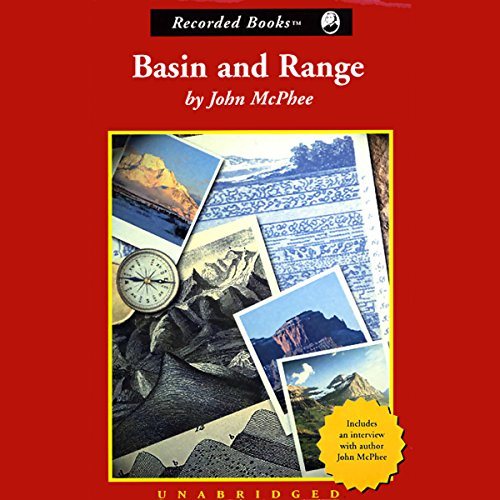 Basin and Range audiobook cover art