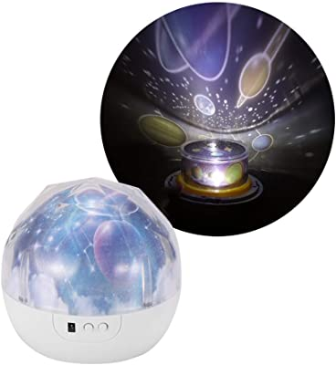 TTAototech Star Projector, Night Light para niños Rotating ...