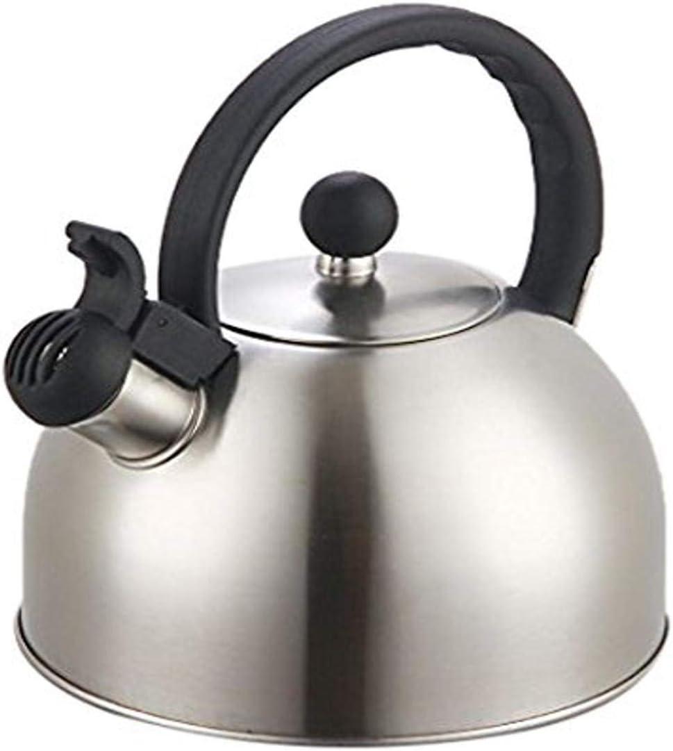 DiamondHome latest Whistling San Francisco Mall Tea 2.5 Kettle