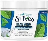 St. Ives Facial Moisturizer, Timeless Skin Collagen Elastin, 10oz