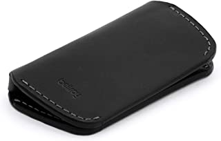 Bellroy Leather Key Cover Second Edition (Max. 4 Keys) - Black