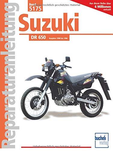 Suzuki DR 650 (Reparaturanleitungen)