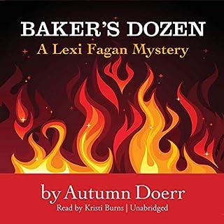 Baker's Dozen: A Lexi Fagan Mystery audiobook cover art