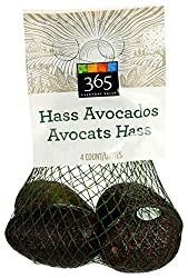 365 Everyday Value, Hass Avocados, 4 Count