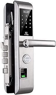 Zahlenschloss der Schublade Digitales Code Sicherheitsschloss f/ür Schrank Silver Elektronisches Schrankschloss Kit Set