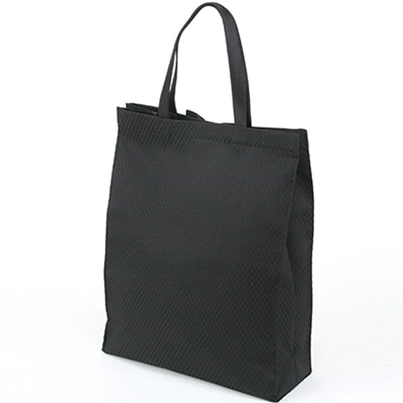 マディソン粘液ロゴフォーマルサブバッグ【黒】B4対応 日本製 4470