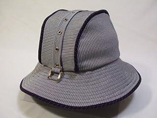 telco帽子 ベルトつきサファリハット グレー サイズ58