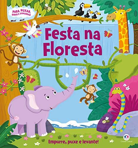 Festa na floresta: Empurre, Puxe e Levante!