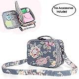 Teamoy Reisetasche Kompaktkamera Taschen für fujifilm instax Mini 9 und Mini 8, Sofortbildkamera...