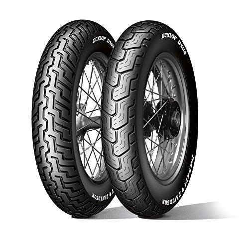 DUNLOP - 65879 : Neumático Dunlop CUSTOM D402F (H-D) MH90-21 M/C 54H TL