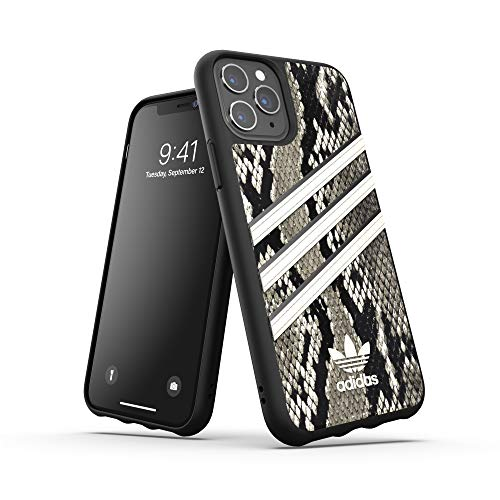 Neu Adidas OR Moulded Case für Apple iPhone 11 Pro - Black Alumina