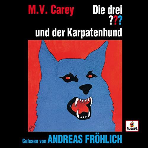 Andreas Fröhlich liest...und der Karpatenhund
