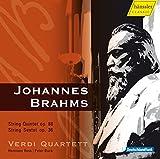 Brahms Quintet 88 & String Sextet OP. 36