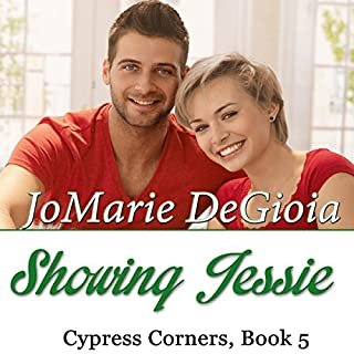 Showing Jessie audiobook cover art