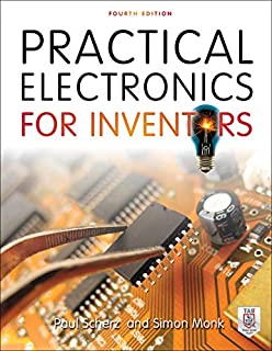 Practical Electronics for Inventors, Fourth Edition (1259587541)   Amazon price tracker / tracking, Amazon price history charts, Amazon price watches, Amazon price drop alerts