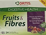 (Pack Of 2) Ortisan Fruits & Fibre Cubes | ORTIS