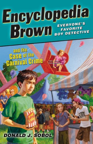 Encyclopedia Brown and the Case of the Carnival Crime (English Edition)