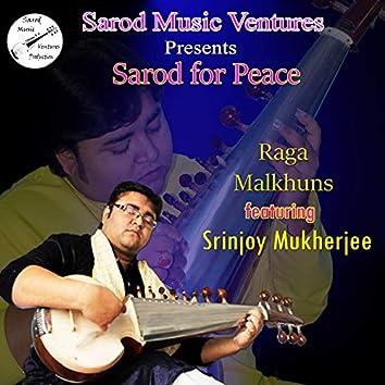 Sarod for Peace