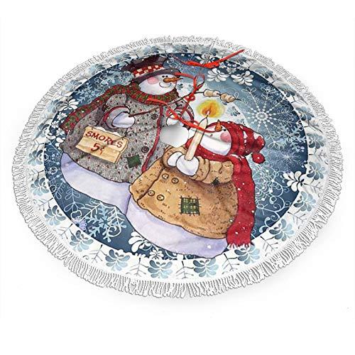 NDZHZEO Merry Christmas Christmas Tree Skirts Party Decorations Festival Supplies Xmas Tree Skirt