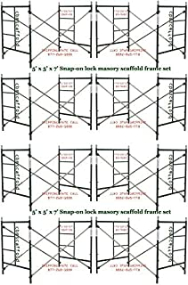 Best 5x5 scaffolding for sale Reviews