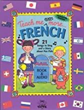 Teach Me Even More... French Gift Box Cassette: 21 Songs to Sing with Pen Pals