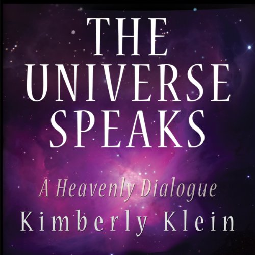 Universe Speaks audiobook cover art