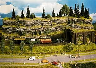 Noch 58480 Stratified Rock Wall G,0,H0,Tt,N,Z Scale Model Kit