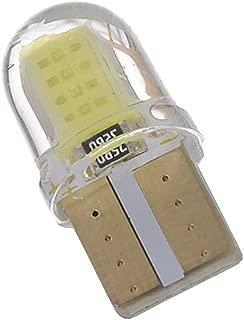 TUINCYN T10/lampadina LED bianco 3030/2SMD auto interno lampadina lampada luce siluro luce targa 360/lumen luci di parcheggio per auto Side Marker confezione da 10
